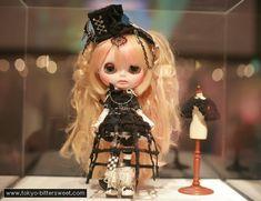"Steampunk Blythe doll 9th Blythe dolls charity exhibition ""Manga Girls Inspiration"" in ..."