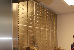 Bank Vault - Great idea for year 2 of the Daisy earning financial literacy badge