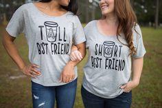 Best Friends Shirts - Tumblr Shirt - Best Friends T Shirt - Coffee Shirt - Bestie Shirts - Coffee Friend Shirts - Matching Friend Tshirts by ThePlaidDeer on Etsy https://www.etsy.com/listing/280331000/best-friends-shirts-tumblr-shirt-best