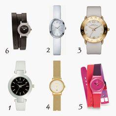 Sweet Little Pretties: Trend Alert - Classic Watches