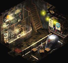 Sector 7 Slums Shop