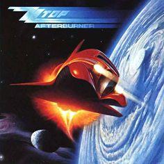 Afterburner - ZZ Top (1985)