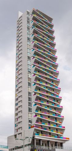 Panama - Tower of Color by Christopher Lane Photography