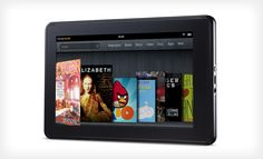 "Groupon - $ 99.99 for a First-Generation Amazon Kindle Fire 7"" Tablet (Refurbished) ($ 199.99 List Price). Free Shipping & Returns.. Groupon deal price: $99.99"