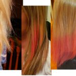 How-To Color Your Hair with Sidewalk chalk instead of artists chalk! Who has that stuff lying around anyway