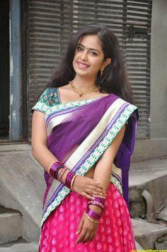 Glamorous Indian Actress Avika Gor Hot Photos In Blue Saree Indian Tv Actress, Beautiful Indian Actress, Indian Actresses, Pakistani Actress, Blue Saree, Beautiful Saree, Beautiful Bride, Indian Celebrities, Half Saree