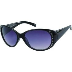 6e43099c94 Thinking of You Jeweled Sunglasses for Women in Black Euro-Eyewear.  5.97
