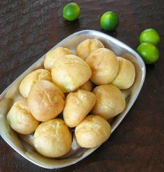 These key lime cream puffs are the perfect combo of tangy and sweet.