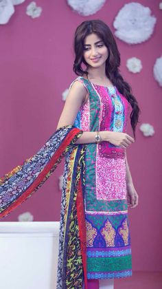 Sajal Ali! My beauty queen looks absolutely gorgeous!#Sajroze