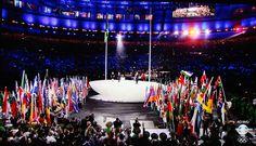 Abertura das Olimpíadas 2016 - Estádio do Maracanã 14h