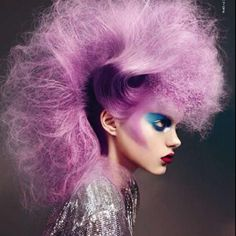 high fashion punk hairstylist❤️Studió Parrucchieri Lory (Join us on our Facebook Page)  Via Cinzano 10, Torino, Italy.