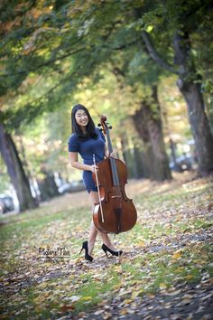 Senior Picture / Photo / Portrait Idea - Musician - Band - Cello - Girls