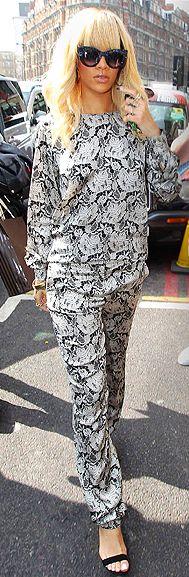 Pants and top - Stella McCartney