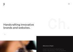 Handcrafting innovative brands and websites.