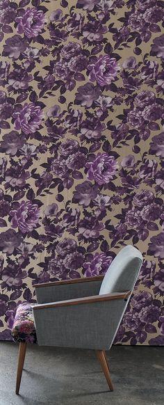 Designers Guild Roseus wallpaper