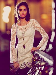 Free People Commemorative Bell Sleeve Dress, £138.00
