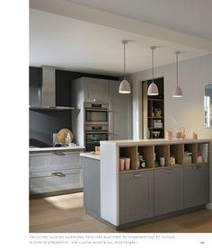 cuisine design - melamine - arcos 1. une cuisine linéaire bien ... - Evier Cuisine Schmidt