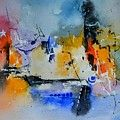 Watercolor 114061 Painting by Pol Ledent