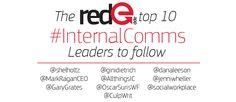 Rachel Miller named in Top 10 internal comms leaders to follow