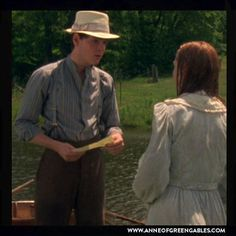 """Look, I'm sorry I ever said anything about your hair. You have no idea how sorry. But it was so long ago. Aren't you ever going to forgive me?"" – Gilbert Blythe (Anne of Green Gables)"