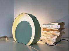 Metal table lamp CHIOCCIOLA BIG - MEME DESIGN