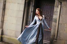 Margaery Tyrell Cosplay by ~Santatory on deviantART (She looks so much like Natalie Dormer)