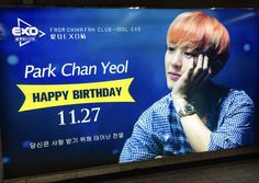 #chanyeol #チャニョル #灿烈 #朴灿烈 #찬열 #박찬열 #pcy #parkchanyel #exochanyeol #exo  #birthday #birthdaysupport