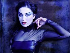 Ultraviolet by DarkVenusPersephonae on DeviantArt