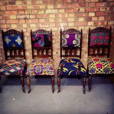 New chair set @ blanche dlys designs