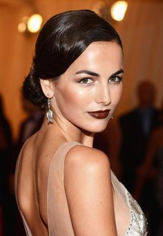 Camilla Belle at the Met Gala 2012. Makeup by Hung Vanngo | Portfolio: http://thewallgroup.com/artist.php?artist_id=92=1_portfolio. Hair by Gio Campora | Portfolio: http://thewallgroup.com/artist.php?artist_id=32=1_portfolio