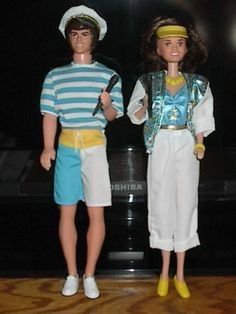 Vintage Donny and Marie Osmond Dolls Donnie Marie Osmond | eBay