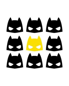 Imprimible enmarcable batman