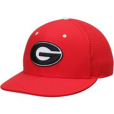 Georgia Bulldogs Nike True Vapor Performance Fitted Hat - Red - $36.99
