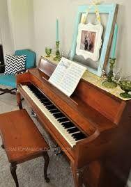 71 Best Above Piano Decor Images Piano Decor Piano Room