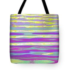 Ripples and Reflection Four Tote Bag by Expressionistar Priscilla-Batzell