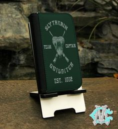 FREE SHIPPING Harry Potter Slytherin Quidditch by CustomizeMeAz
