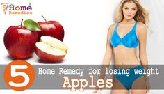 Remedies for losing weight: 7 Steps - 7 Home Remedies