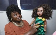 A patois-speaking doll created by a Jamaican teacher is taking the world by storm and greatly surpassing sale expectations. Saffron Jackson developed the d