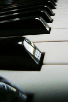 piano keys <3