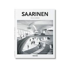 Saarinen - by Pierluigi Serraino (Hardcover) Eero Saarinen, Gateway Arch, Bauhaus Design, Personal Library, New York, Art Series, Art And Architecture, Book Art, Reading