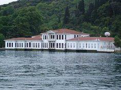 Historic residences, Istanbul Bosphorus Kıbrıslı Yalısı