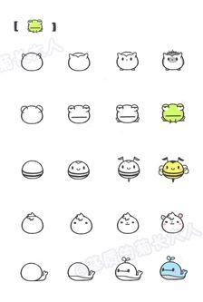 Simple line drawings!