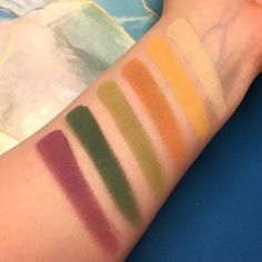 Another indie brand on my list! I need to film with my @juviasplace palette still! Tutorial anyone? Repost from @clionadhcosmetics @TopRankRepost #TopRankRepost You guys have been asking us for more mattes and so we have them! Here are swatches of our brand new  WOODLANDS  mini matte bundle. . We were inspired by the idea of a fall fantasy forest. We focused on creating unique fall-time shades that will help you embrace the magic of the chilly season. .  SPRITE: A pale bone shade intended…