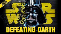 Defeating Darth Vader [Star Wars - Caravan Of Garbage] #starwars #films #movies #geek #videogames #gaming #gamers #darthvader #caravanofgarbage