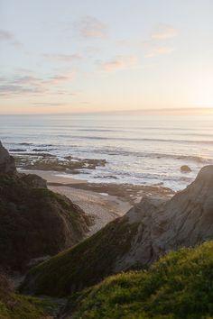 Sunset at Redondo Beach near Half Moon Bay, California Redondo Beach California, California Dreamin', 3 Day Getaways, Half Moon Bay, Sea Level, Aesthetic Collage, Windmills, Travel Light, Golden State