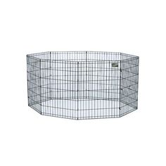 MidWest Homes for Pets Foldable Metal Exercise Pen / Pet Playpen, 8 Panels Each Metal exercise pen gives your dog room to stretch Available in several sizes to suit any size dog Black E-coat finish offers long-lasting protection https://homeandgarden.boutiquecloset.com/product/midwest-homes-for-pets-foldable-metal-exercise-pen-pet-playpen-8-panels-each/