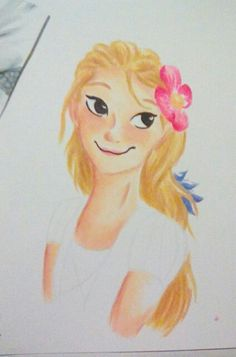 Well... i started coloring in my Rapunzel drawing with Copics when I realized that I don't have the right type of purple! I guess ill have to wait a bit before I finish, but Oh! It looks so incomplete! She needs her purple! Ill pin the finished product as soon as I get the right colors! @MockieJay