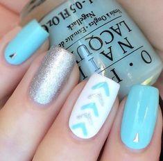 pretty nail designs ideas for 2016 - Real Hair Cut . Love Nails, How To Do Nails, Arrow Nails, Nagel Hacks, Pretty Nail Designs, Manicure E Pedicure, Cute Acrylic Nails, Nail Decorations, Creative Nails