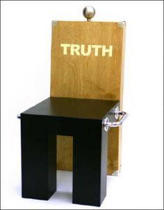 Dan Friedman chaise Truth, 1987 - Ed. Néotu
