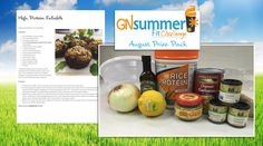 Growing Naturals - GN Fit Challenge Summer 2016 - August weekly prize pack. Comment with your track hashtag and #GNFitChallenge to be entered to win!